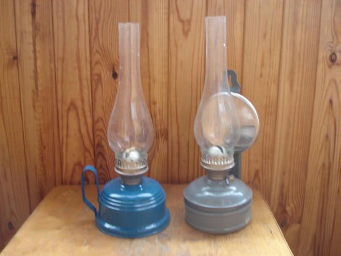 Кубынчики керосиновых ламп