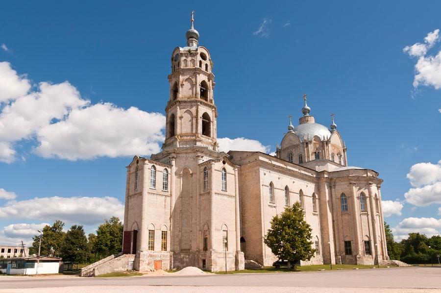 Рязанский собор-кораблик